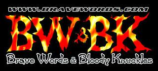 BraveWordsLogo